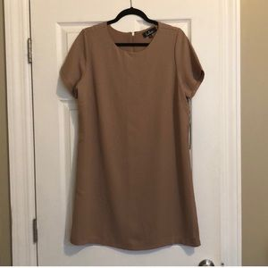 Lulu's Short Sleeve Mini Dress